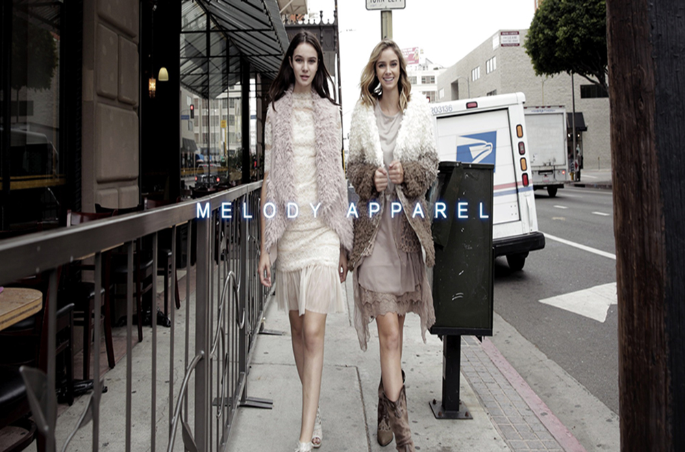 Image layer MELODY APPAREL