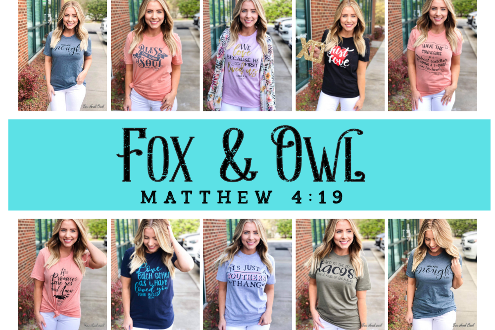 Image layer FOX AND OWL APPAREL