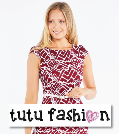 TuTu Fashion - TuTu Menu Banner