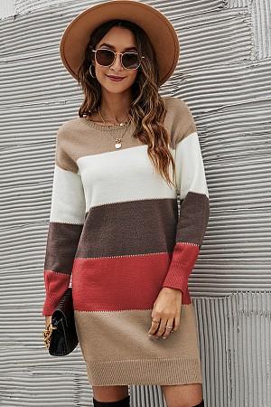Colors of Autumn Multi Stripe ...
