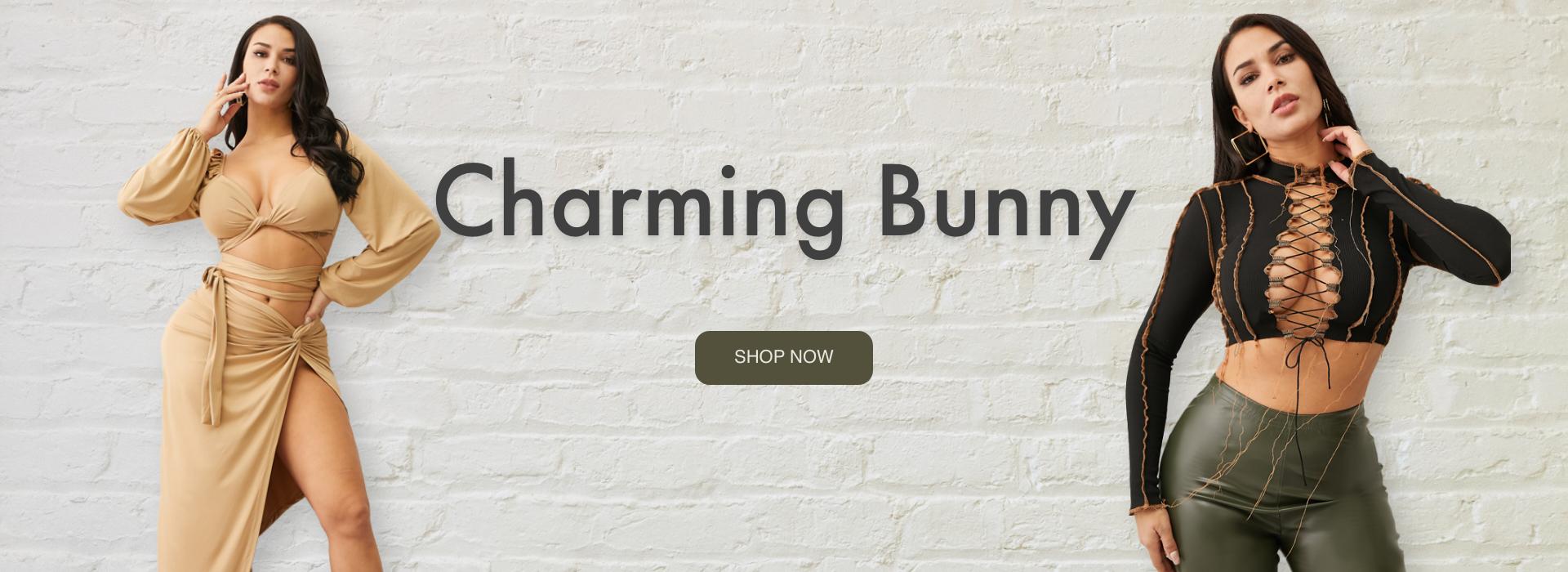 CHARMING BUNNY
