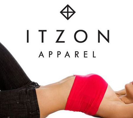 ITZON Apparel  - banner
