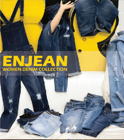 Enjean - Women Denim Collection for Young Contemporary to Plus Size